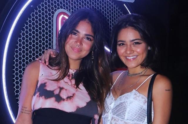 Giovanna e Giullia Buscacio (Foto: Reprodução/Instagram)