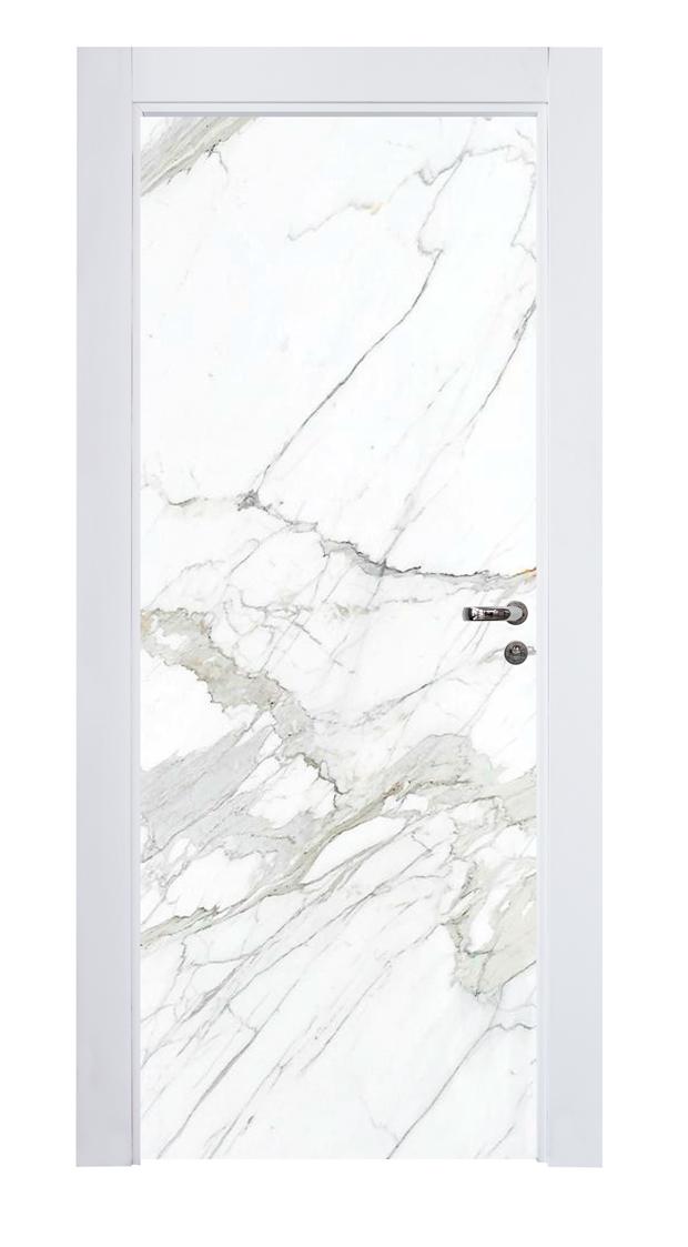 Portas mármore Carrara (Foto: divulgação)