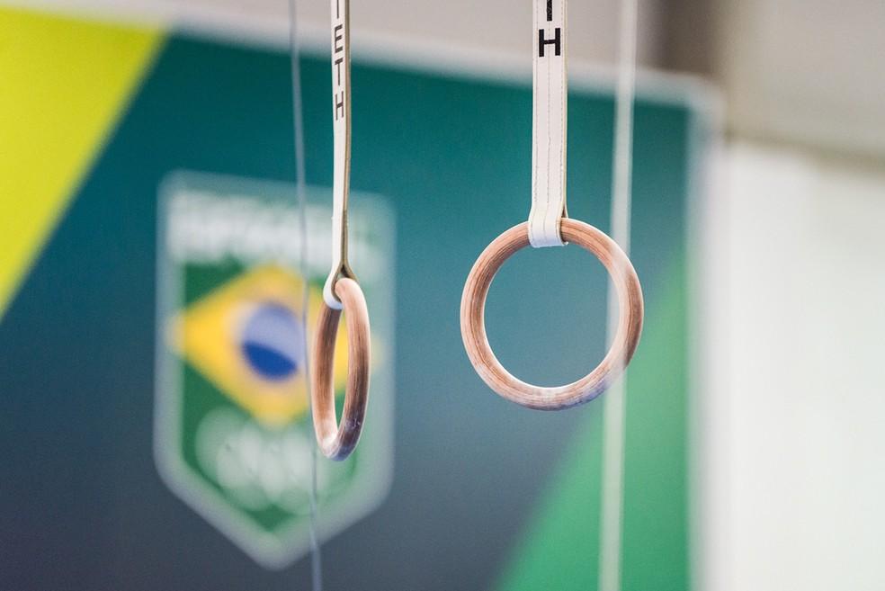 Copa do Mundo de ginástica artística é o destaque de fevereiro — Foto: Divulgação/COB