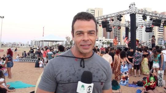 Tep Rodrigues mostra o que tem de bom na Praia de Iracema (bloco 2)