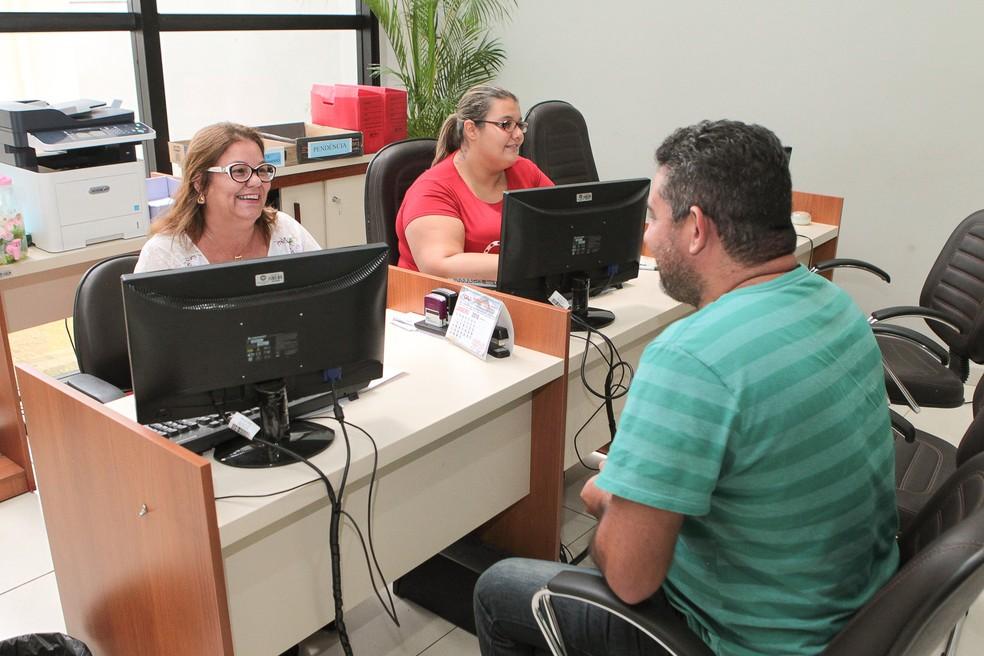 Recadastramento de inativos e pensionistas segue suspenso após prorrogação de decreto — Foto:  Alexandre Noronha/Secom