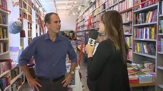 Venda de livros cresce no Brasil após 2 anos seguidos de queda