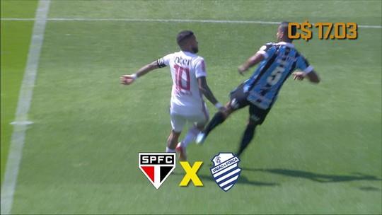 Everton Cebolinha e mais dois! Caio Ribeiro revela suas apostas para a rodada #19 do Cartola FC