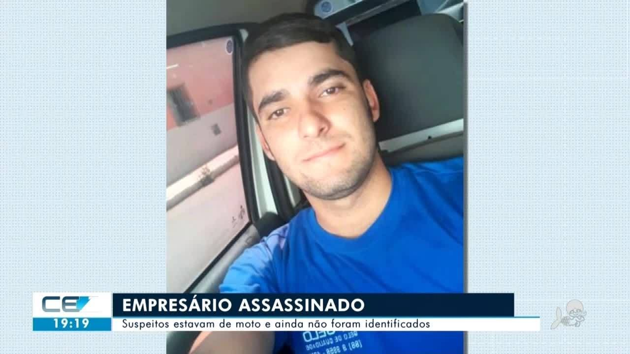 Empresário é assassinado em Nova Olinda
