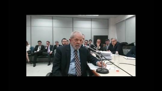 Lula afirma que Marisa Letícia era responsável por administrar contratos e contas da casa