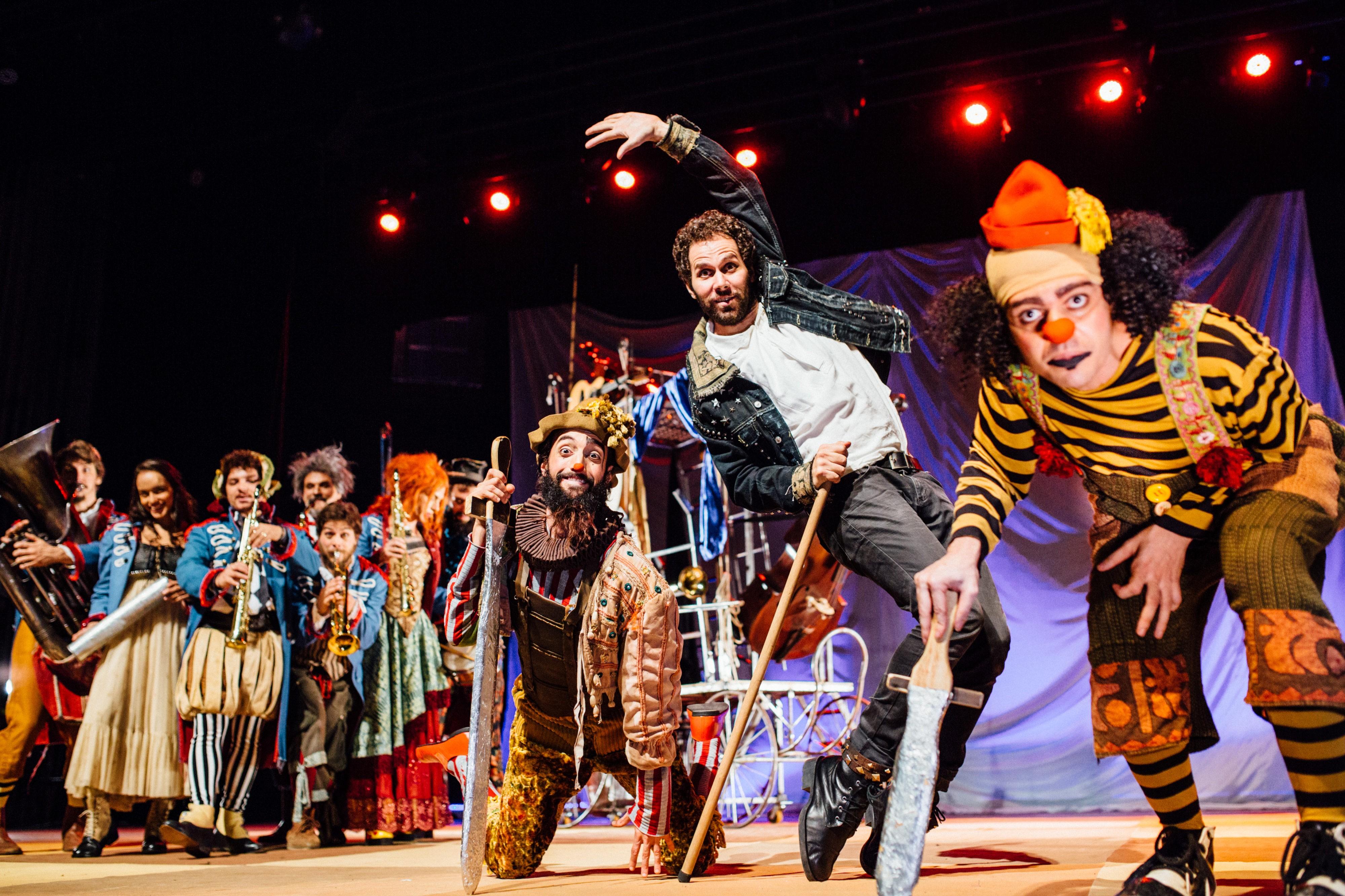 Festival de teatro tem programação para este fim de semana em São José dos Campos