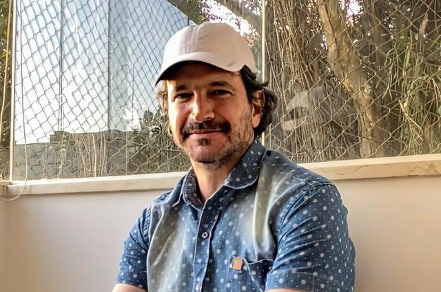 Caco Ciocler (Foto: João Miguel Júnior/Globo)