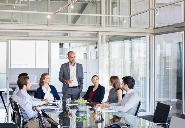 O dono preparado investe em equipes de alta performance (Foto: ThinkStock)