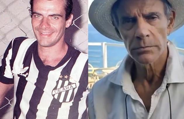 Mário Gomes  foi o jogador de futebol Luca. Ele está longe das novelas desde 'Tempo de amar', de 2018 (Foto: Reprodução)