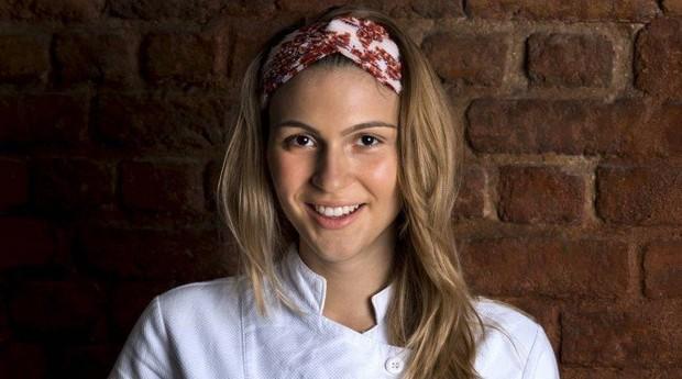 Nathalie Passos investe numa culinária vegetariana, moderna e colorida  (Foto: Divulgação)