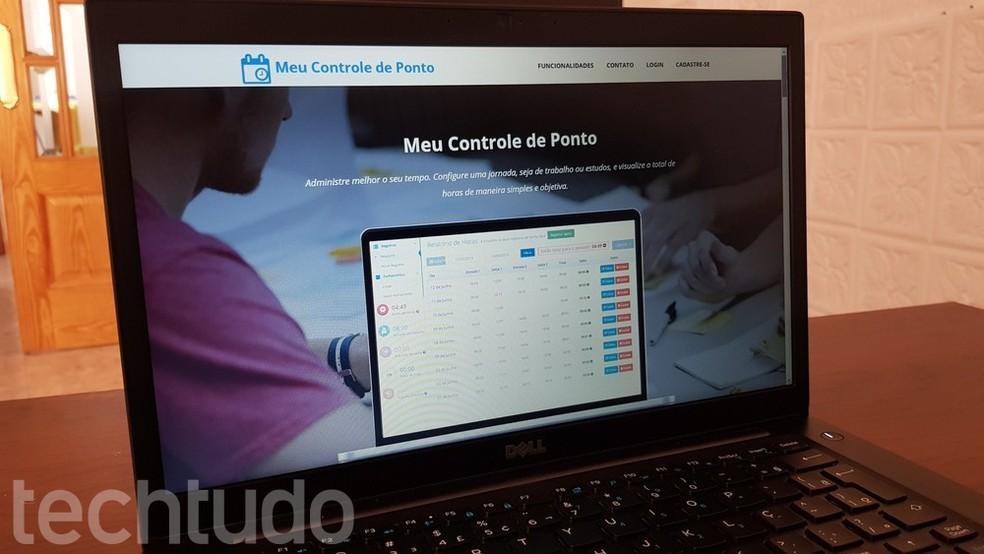 Veja três maneiras de controlar banco de horas online — Foto: Paulo Alves/TechTudo