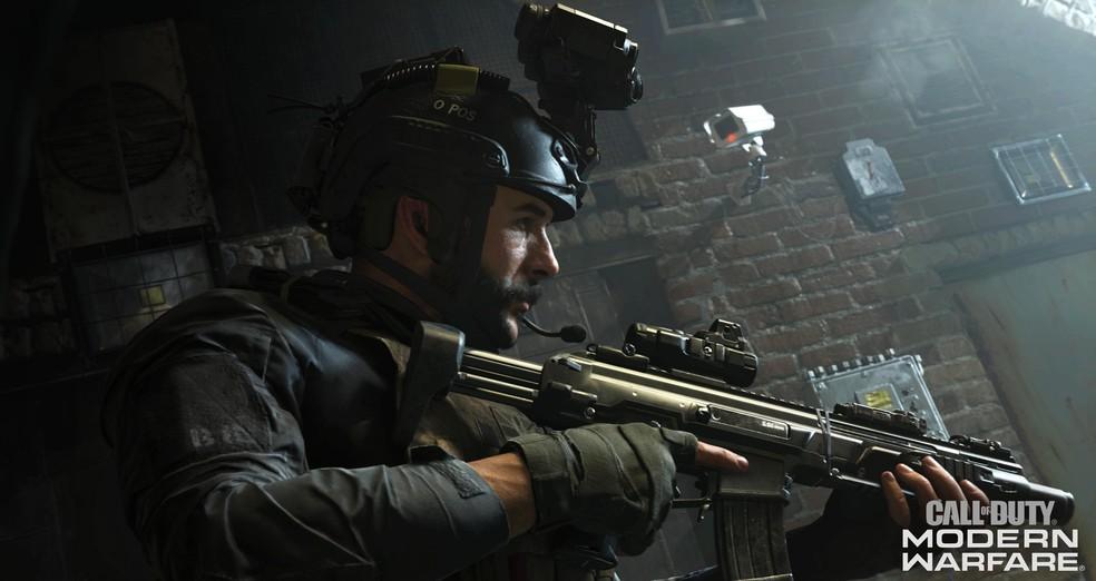 Call of Duty: Modern Warfare é reboot do famoso jogo de 2007 para PC, PS4 e Xbox One — Foto: Divulgação/Activision