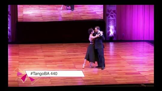 Ariel Palacios: festival mundial de tango começa em Buenos Aires