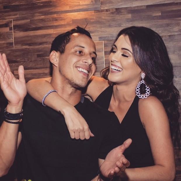 Fernanda Batista e Rodriguinho (Foto: Reprodução/Instagram)