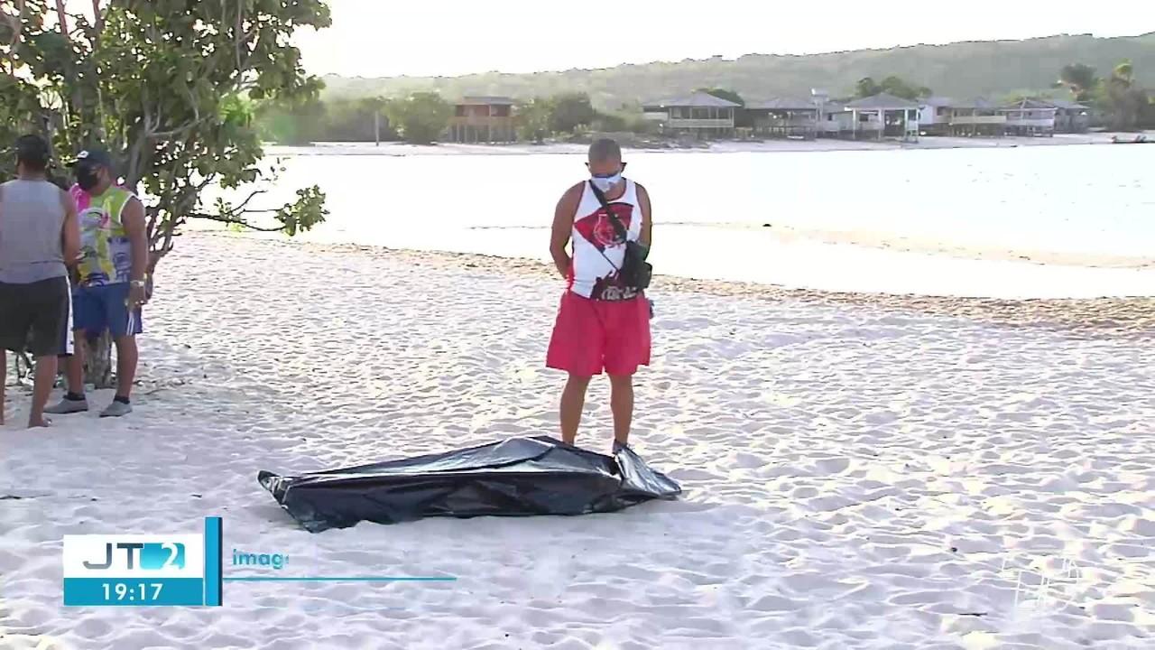 Adolescente de 15 anos morre afogado na praia do juá, em Santarém