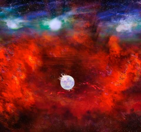 Astrônomos desvendam novas pistas de supernova que explodiu em 1987