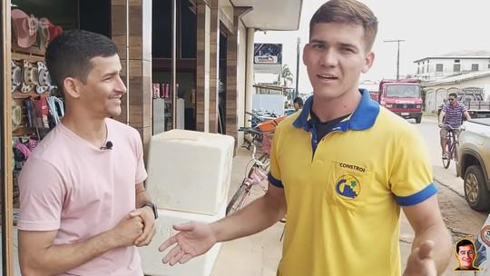 """""""É comum acontecer nos treinos"""", diz goleiro de handebol que fez defesa 'Beija Flor' no Acre"""