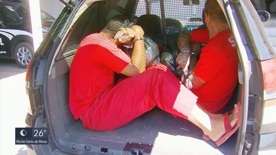 Operação contra o tráfico de drogas e homicídios prende 18 pessoas em três cidades