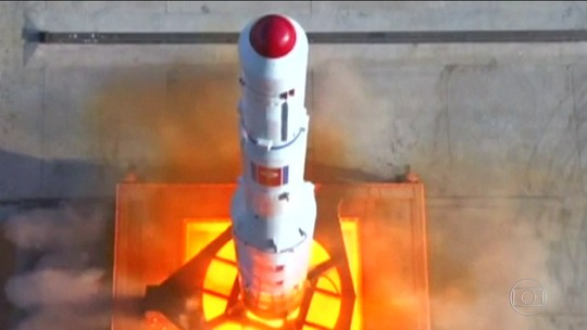 Coreia do Norte retoma reconstrução de área de lançamento de satélites