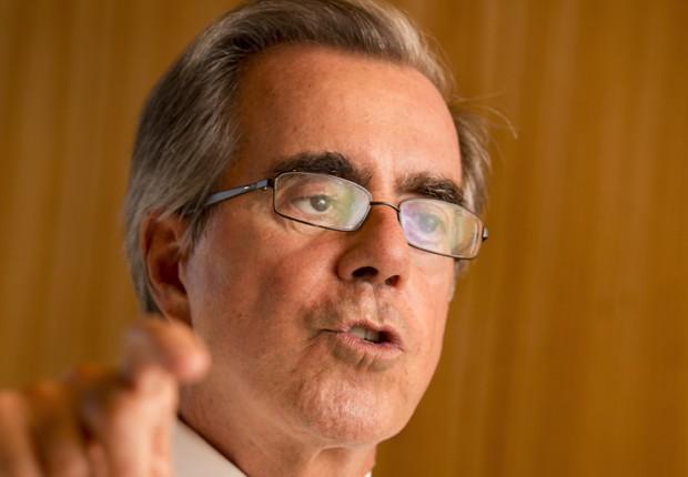 Carlos Langoni, ex-presidente do Banco Central (Foto: Simone Marinho / Agência O Globo)