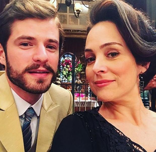 Maurício Destri e Gabriela Duarte (Foto: Reprodução/Instagram)