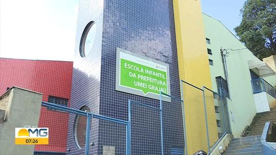 Parte de muro da Umei Grajaú desaba, e aulas são suspensas, diz Prefeitura de BH