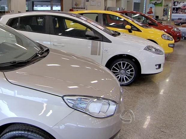 Vendas de veículos têm queda de 37% no mês de maio em MT