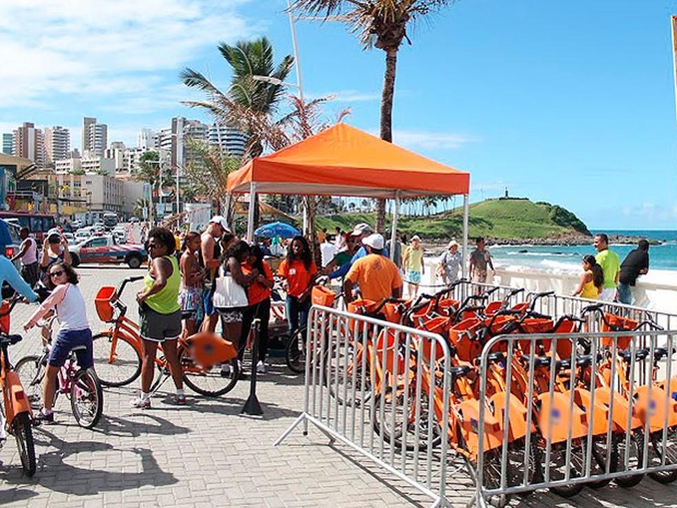 Festival da Cidade terá passeio ciclístico, em Salvador (Foto: Divulgação/ Prefeitura de Salvador)
