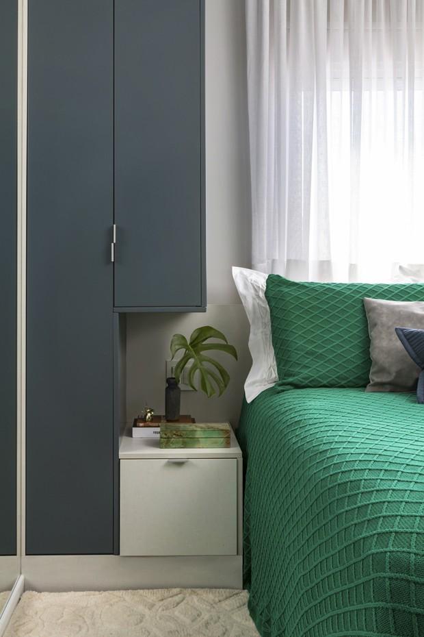 Decoração de apartamento pequeno: 10 dicas para escolher os móveis (Foto: Evelyn Müller)