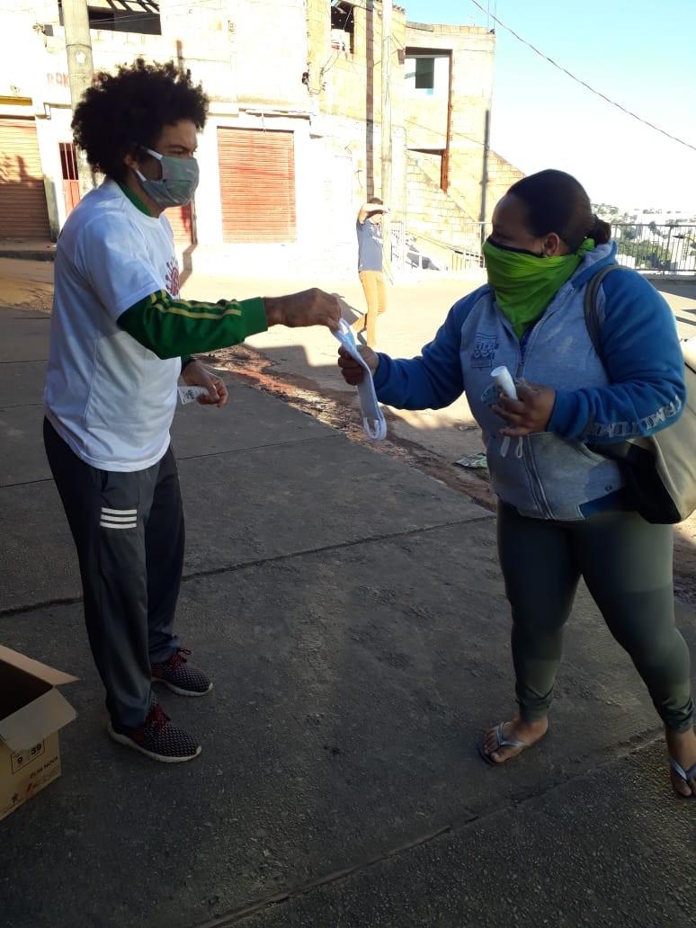 Primeiro caso de Covid-19 é confirmado na favela do Morro do Papagaio, uma das maiores de BH, diz líder comunitário