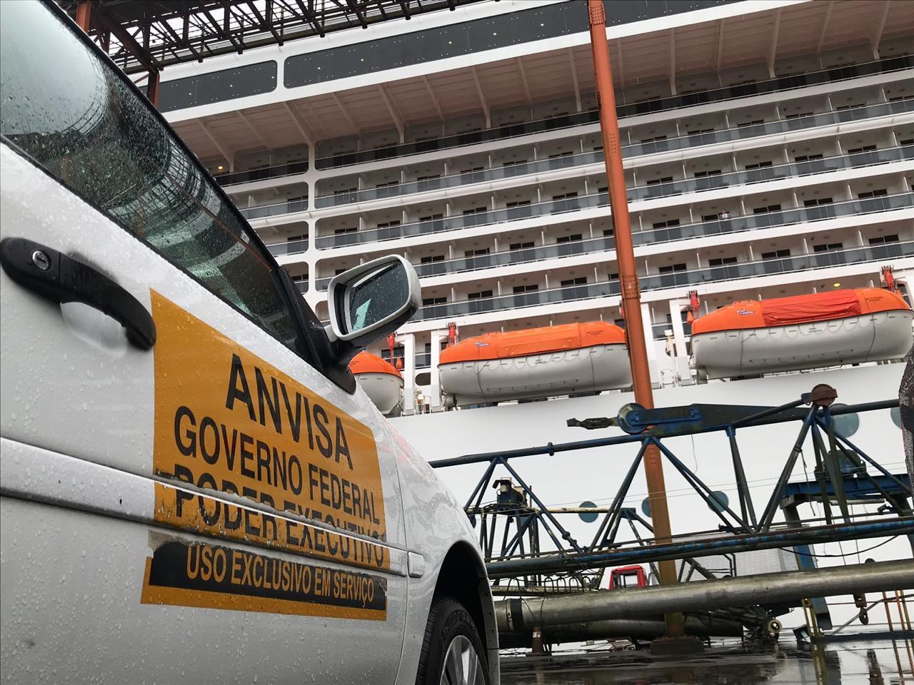 Anvisa amplia normas de vigilância contra o novo coronavirus nos portos