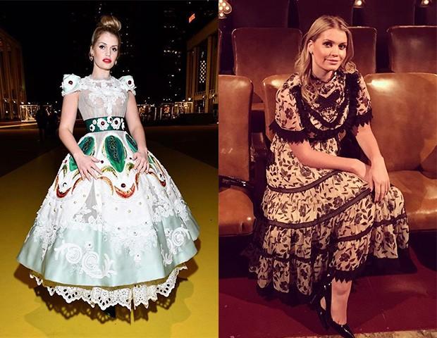 Elegante, sem cair no tradicional, é a sua escolha fashion (Foto: Instagram / Kitty Spencer)
