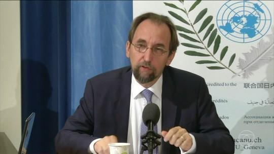 ONU faz alerta sobre 'clima de medo' na Nicarágua
