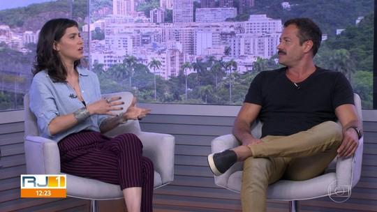 Entrevista com Mel Lisboa e Malvino Salvador