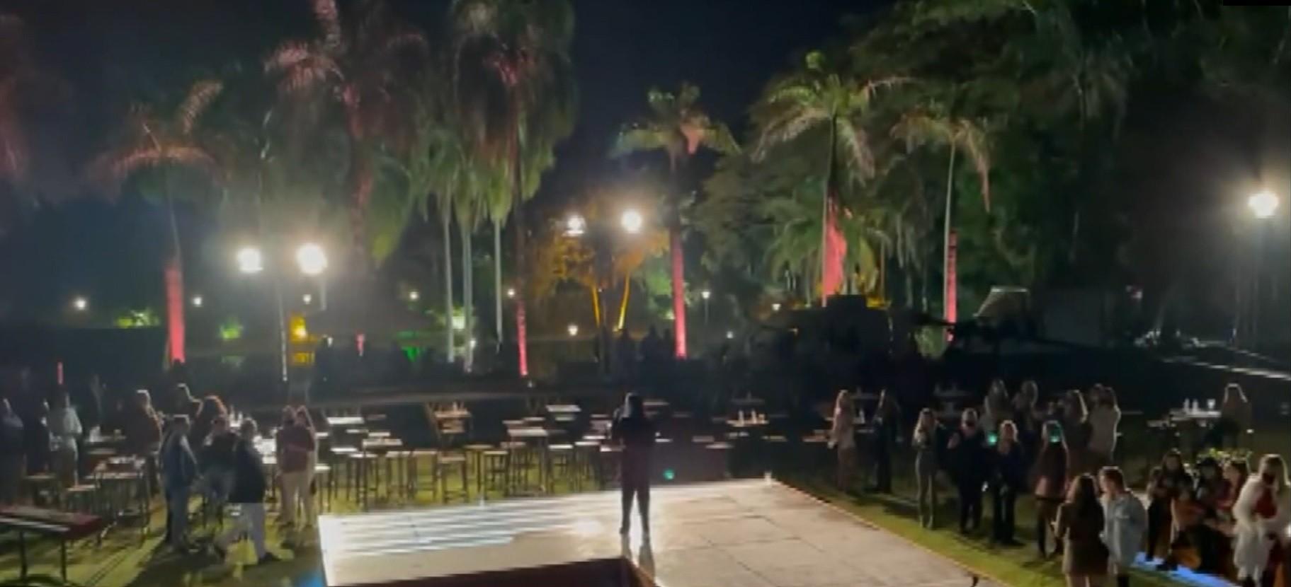 Guarda encerra festa com 150 pessoas em Campinas durante blitz da pandemia; Valinhos faz barreira sanitária
