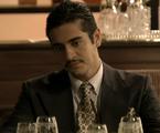 Miguel Rômulo é Décio em 'Joia rara'   Reprodução