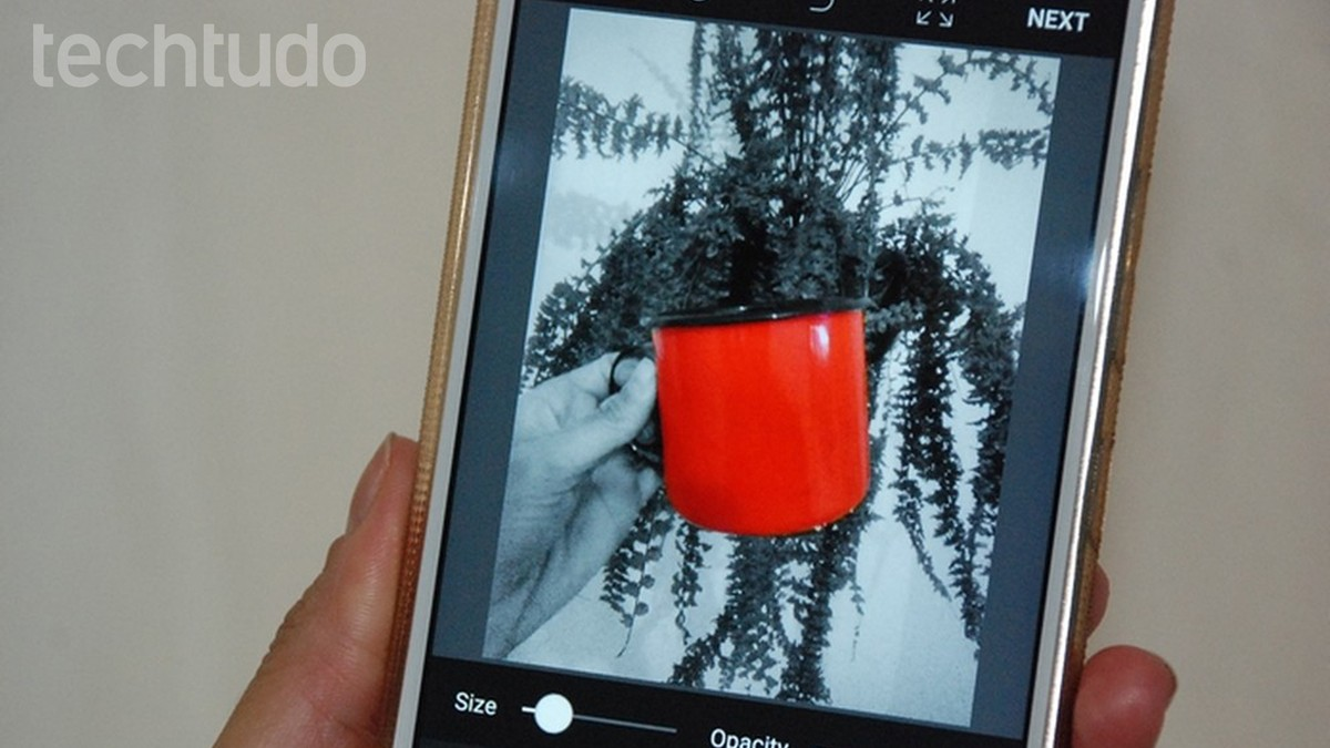 Gta 5 Mobile Pw >> Como editar fotos com o efeito Cut Out no celular   Editores   TechTudo
