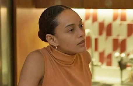 Na quarta (5), Vitória (Taís Araujo) terminará seu relacionamento com Davi  TV Globo