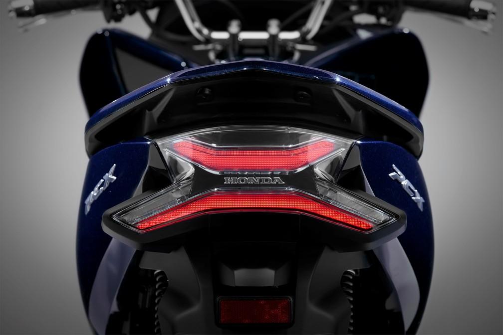 Honda PCX Hybrid (Foto: Divulgação)