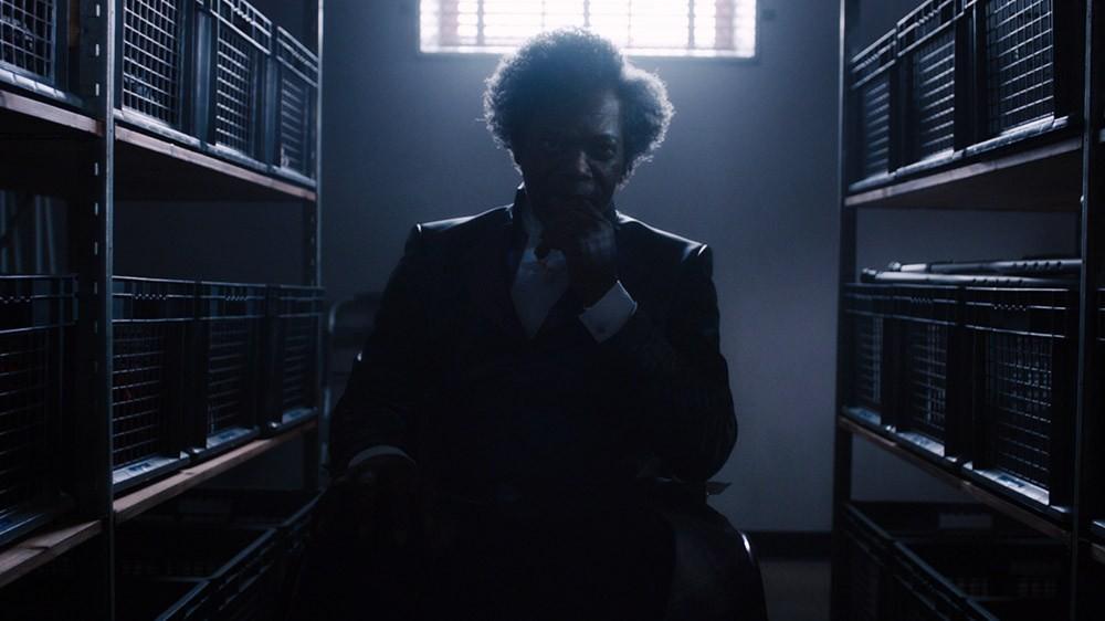 Samuel L. Jackson, o personagem-título do terceiro filme da série (Foto: Divulgação)