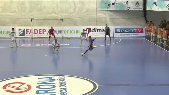 Em jogo de dez gols, Pato e Marreco empatam no Clássico das Penas