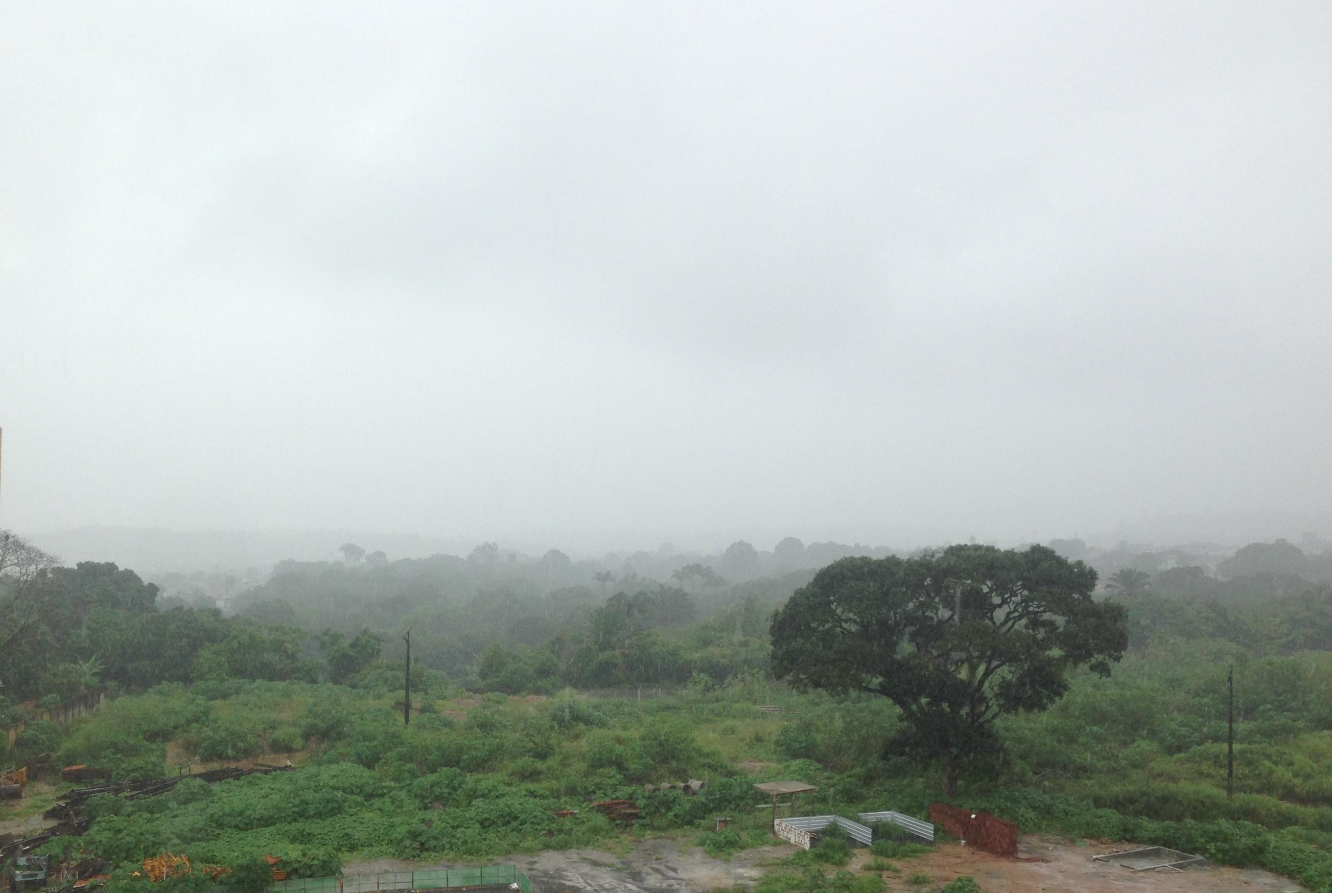 Região Metropolitana do Recife, Zona da Mata e Agreste têm alerta de chuva moderada a forte