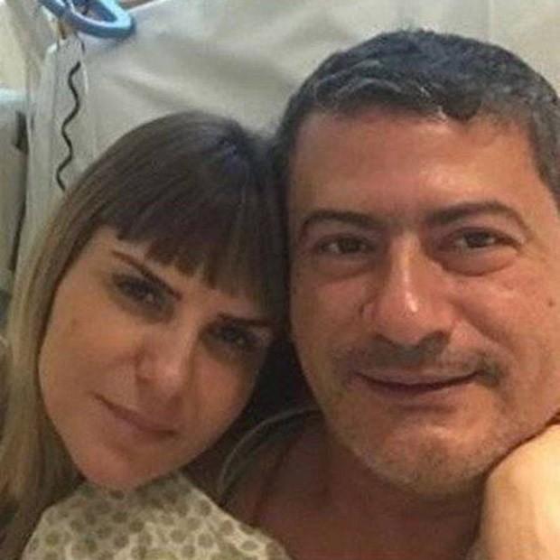 Alessandra Veiga e Tom Veiga (Foto: Reprodução/Instagram)