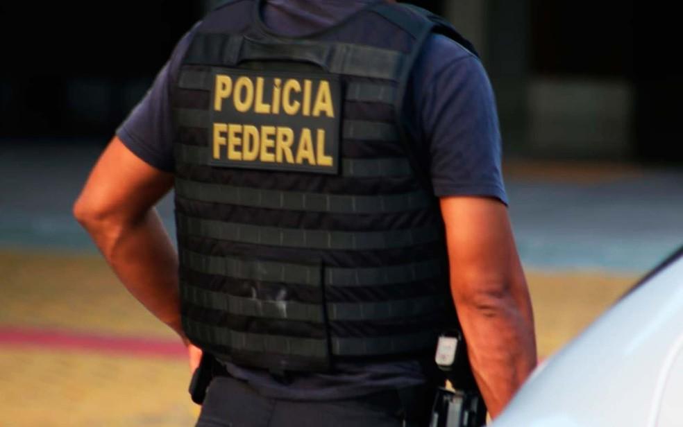 Operação contra fraude a licitações e desvio de recursos públicos é deflagrada na Bahia na manhã desta terça-feira (21) (Foto: Divulgação/Polícia Federal)