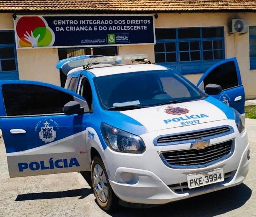 Homem é preso suspeito de estuprar netas no sudoeste da Bahia — Foto: Divulgação