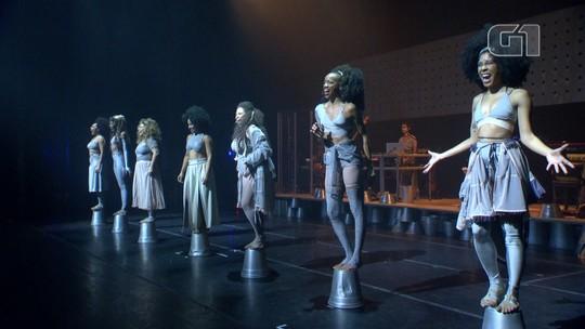 Superprodução: Elza Soares é interpretada por sete atrizes no mesmo musical