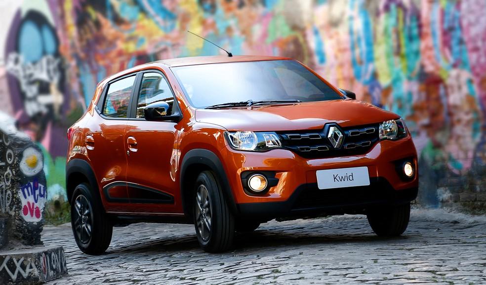 Renault Kwid quer resgatar o conceito de carro 'popular' (Foto: Divulgação)