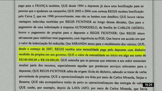 Sérgio Cabral admite pela primeira vez ao MPF que recebeu propina durante seu governo no RJ