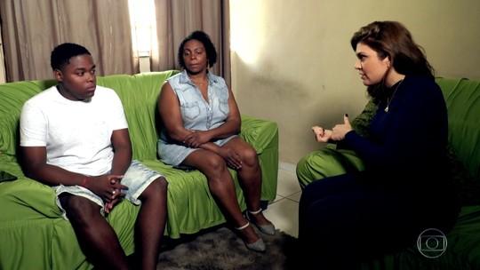 Refém reencontra policial que a ajudou em sequestro de ônibus no Rio
