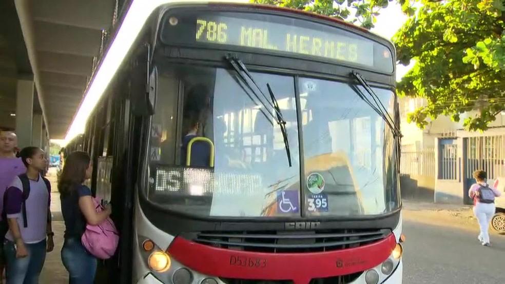 Passagens De ônibus Já Estão Mais Caras No Rio Rio De Janeiro G1